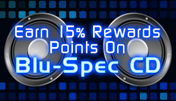 Earn 15% Rewards Points On Blu-Spec CD! *The offer is over