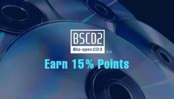 Earn 15% Points On 749 Blu-spec CD2 Titles