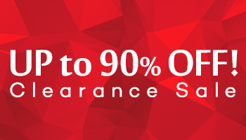 Clearance Sale on Blu-ray/DVD/Book until May 6! *The offer is over.