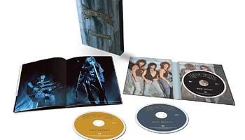 Bon Jovi New Jersey Super Deluxe Edition (SHM-CD)