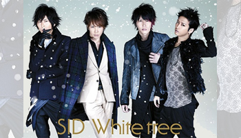 "SID: New Single ""White tree"" w/ Poster!"