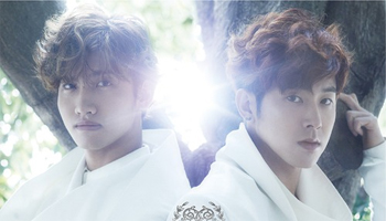 Tohoshinki (DBSK): New Album w/ CDJapan Exclusive Mousepad! *The offer is over