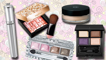 Japanese Cosmetics are Listed Here!
