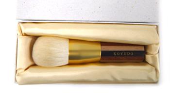 Koyudo Fuwafuwa Saikoho Powder Brush