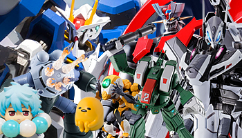 "New Bandai pre-orders: ""Macross Delta "", ""Mazinger Z"", ""MS Gundam"" and more!"