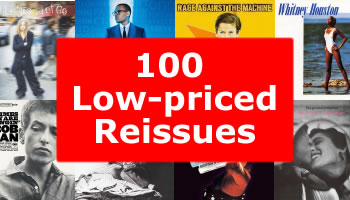 100 Masterpieces in Low-priced Reissues!