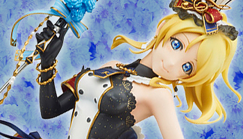 """""""Love Live!"""" 1/7 Eri Ayase statue Pictorial Pre-view"""