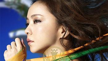 Namie Amuro New CD w/ Poster!
