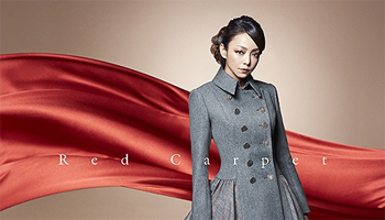 "Namie Amuro ""Red Carpet"" w/ Poster Released!"