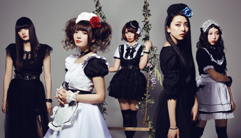 "BAND-MAID ""Brand New MAID"" w/ A3 Poster!"