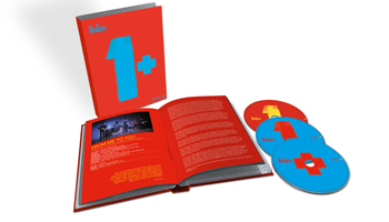"""The Beatles 1"" SHM-CD & 1st Music Video Collection"