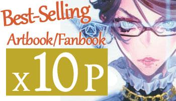 Free Eternal Summer Official Fanbook Japanese Artbook Anime Art Book US Seller