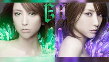 "Eir Aoi: 2 Greatest Hits Album ""BEST E"" & ""BEST A"""