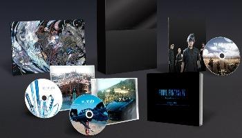 """Final Fantasy 15"" Soundtrack Blu-ray w/bonus!"