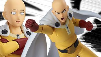 One Punch Man Saitama Figma!