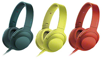SONY High-Resolution Headphones