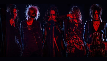 "the GazettE: New Single ""UNDYING"" in Stock!"
