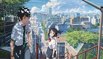 """Kimi no na wa (Your Name)"" & Makoto Shinkai Works!"