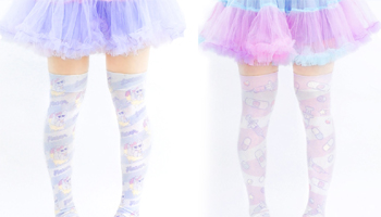 CDJapan Knee High Socks Collection!