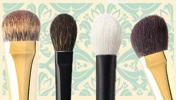The Advantage and Charm of Large Eyeshadow Brush