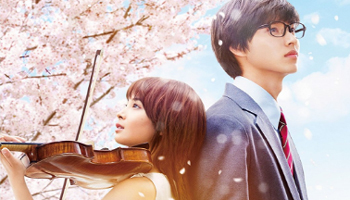 """Your Lie in April"" Live-action Film out APR 12!"