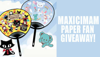 [Offer is Over] MAXICIMAM Paper Fan Giveaway!