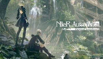 """NieR:Automata"" CD, Blu-ray, Game & Books!"