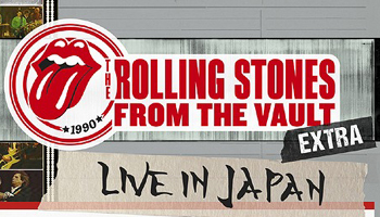 The Rolling Stones Japan Original & Exclusive Live Releases