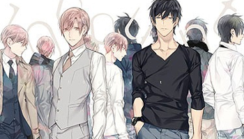 "Limited items of boy's Love hit manga ""Ten Count""!"