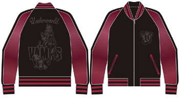 "Limited Quantity: VAMPS ""UNDERWORLD"" Great Set Comes with Jacket"