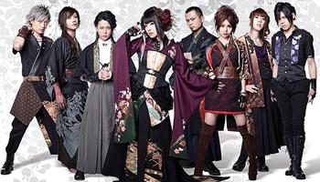 "Wagakki Band to Release New Album ""Shikisai"""