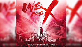 """WE ARE X"" Original Soundtrack Japan Edition [Blu-spec CD2]"
