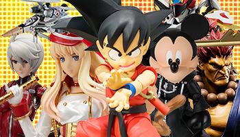 """Bandai new preorders: """"Dragon Ball"""", """"Kingdom Hearts"""", """"Star Wars"""" & more!"""