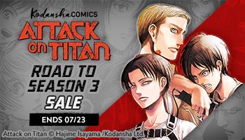 [eBooks] Attack on Titan Sale! *Expired