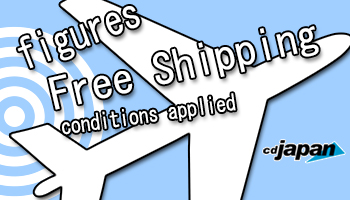 Free Shipping for Purchases of 10,000JPY or more on new releases!