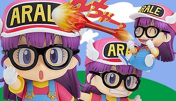 """[Nendoroid] """"Dr.SLUMP"""" Arale Norimaki pre-order!"""