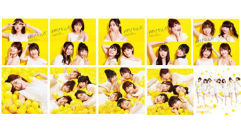 "Details of AKB48 ""#Sukinanda"" out AUG 30th"
