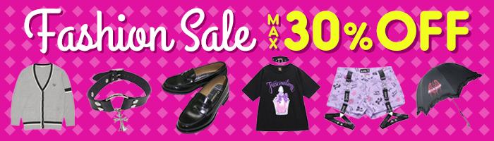 [MAX 30% OFF] Fashion SALE