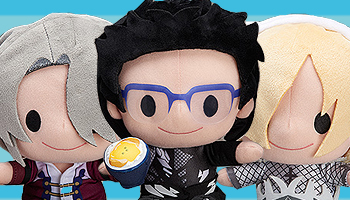 Yuri on Ice x Honey Bebe collections now available for pre-order!!!