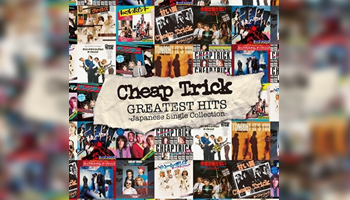 Cheap Trick Japanese Single Collection (Blu-spec CD2 & 2017 DSD Master)