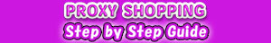 [CDJ 20th Proj.] Proxy Shopping 10,000 Points Special Draw!