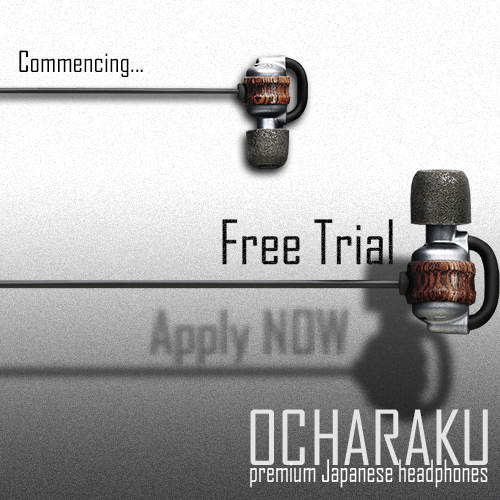 Try Out Ocharaku Headphones For Free in Your Room