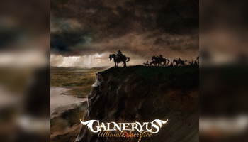 "GALNERYUS New Album ""Ultimate Sacrifice"""