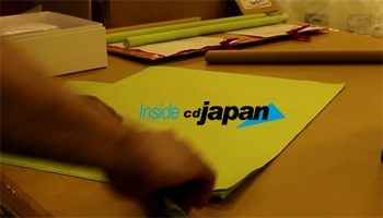 Inside CDJapan: How We Roll and Pack Posters