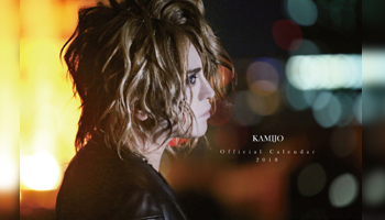 [Bonus Confirmed] KAMIJO Handwritten Autograph on 2018 Calendar Set