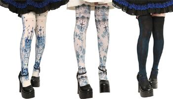 CDJapan Knee High Socks Collection!