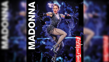 "Japan Bonus Track ""Take A Bow"" in Madonna ""Rebel Heart Tour"" BD/DVD"