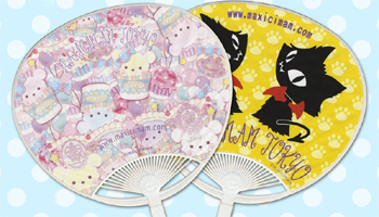 MAXICIMAM Lolita Fashion x Paper Fan Giveaway *Expired