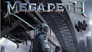 "Megadeth ""Dystopia"" Japan Exclusive Deluxe Edition w/ 4 Japan Bonus Tracks"