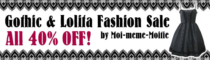 [40% OFF] Moi-meme-Moitie Sale